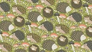 hedgehog wrapping paper friday find blue octopus wrapping paper corinna wraps