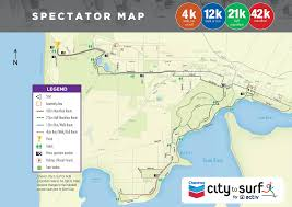 Map Walking Distance Distances Fees U0026 Maps Chevron City To Surf For Activ