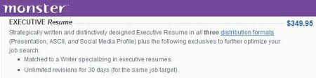 Monster Jobs Resume Monster Job Board Resume Service Review Compare To Linkedin