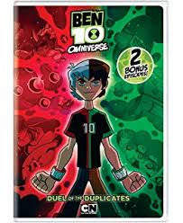 amazon ben 10 omniverse vol 1 beginning