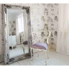 Floor Mirrors For Bedroom by Leaning Floor Mirror Abbyson Venice Studded Leaning Floor Mirror