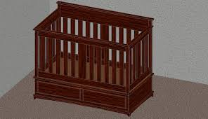 Free Wooden Baby Doll Cradle Plans by Wooden Crib Designs Creative Ideas Of Baby Cribs