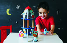 amazon com diggin rocket ship toys u0026 games