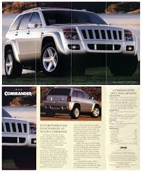 jeep commander jeep grand cherokee jeep commander