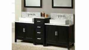 bathroom vanities built for wall mounted faucets homethangs com