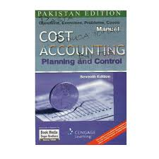 cost accounting planning and control 7th edition manual matz and
