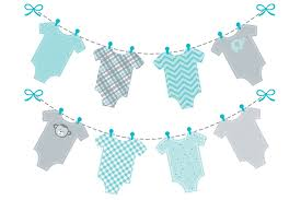 Baby Shower Clip Art Free - clip art baby boy onesie clipart kid cliparting com