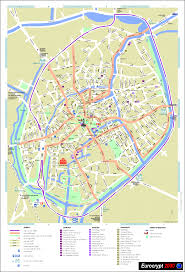 Amsterdam Metro Map by Brugge Map Detailed City And Metro Maps Of Brugge For Download
