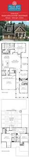 mimosa 2896 sqft 4 bdrm main level master craftsman house plan