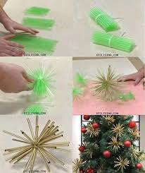 How To Make Christmas Decorations At Home Easy 226 Best 100 Diy Ideas For Christmas Images On Pinterest