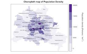 Choropleth Map Example Cartograms With R R Bloggers