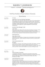 Intern Resume Example by It Intern Resume Samples Visualcv Resume Samples Database