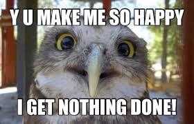 Be Happy Memes - http danielgriswold files wordpress com 2012 04 owl happy meme png
