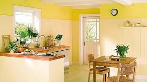 interior design ideas for kitchen color schemes luminous interior design ideas and shining yellow color schemes