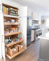 kitchen pantry storage cabinet ideas pantry organization ideas my six favorites driven by decor