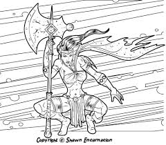 advanced coloring pages for adults anime fairies colouring