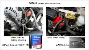 chevrolet silverado 1999 2006 gmt800 common noises diagnostic