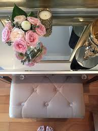 Sei Mirrored Vanity Bouquet To Vase Roses On My Vanity Hey Sesame