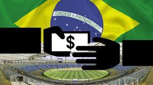 The Flag Of Brazil A Brazilian Bribery Machine