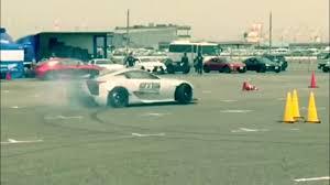 lexus lfa build video imamura u0027s d1gp lexus lfa smokes some tires revved