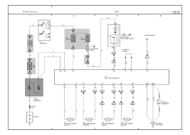 toyota camry 1999 electrical wiring diagram toyota wiring