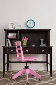 Pink Office Chair Pink Rolling Desk Chair Craft Bedroom Furniture