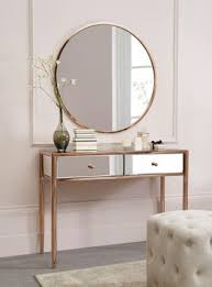 rose gold vanity table buy colette mirror from the next uk online shop dressing table for