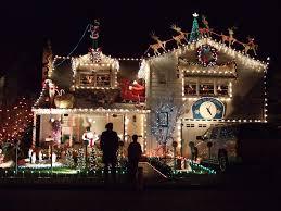 lights displays on santa rosa s walnut court