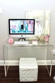 Clear Desk Accessories Office Desk Decorations Netztor Me