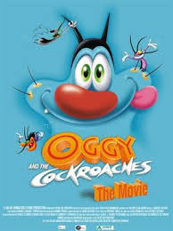 oggy cockroaches movie