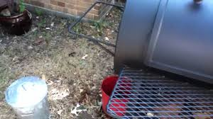 the yoder kingman backyard smoker youtube