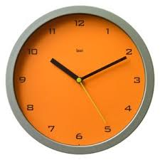 themed clock modern wall clocks allmodern