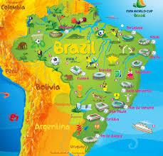 city map of brazil city map of brazil