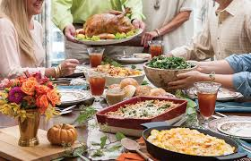 how to host a thanksgiving potluck taste of the south