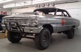 baja 1000 buggy 1964 ford galaxie for mexican 1000 baja offroad race racing