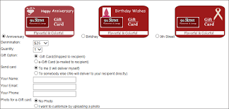 gift card online free restaurant software
