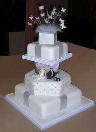 silver wedding cakes gallery wedding cakes