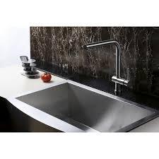 Kitchen Faucet Stainless Steel Ruvati Rvf1235bn Single Handle Pullout Kitchen Faucet U2013 Stainless