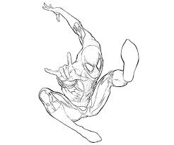 amazing spider man coloring pages print laura williams
