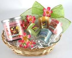 candle gift baskets candles and stationery gift baskets gifty baskets and flowers