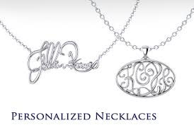 Cheap Personalized Necklaces Personalized Necklaces Jewelry Designs