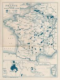 Annecy France Map by Map Of France Showing The Important Economic Centers Cornell