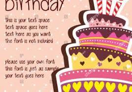 text birthday card text birthday card in keyword card design ideas