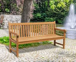 windsor teak garden bench classic outdoor wood bench seat u2013 1 8m