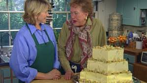 a three tiered wedding cake with martha stewart part 1 baking