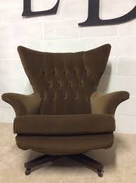 g plan 6250 wingback armchairs stool u0027worlds most comfortable