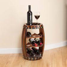 oak wine racks ebay