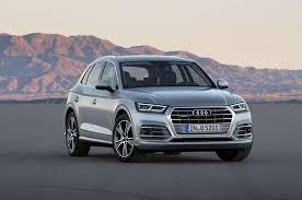 Audi Q5 8 Seater - 2018 audi q5 sneak peek
