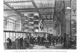 bureau de poste rue du louvre dominique perrault architecture repurposing of la poste du louvre