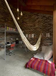 hammock in bedroom creative room decorating ideas adding fun of hammocks to interior